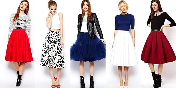 Как выбрать идеальную юбку